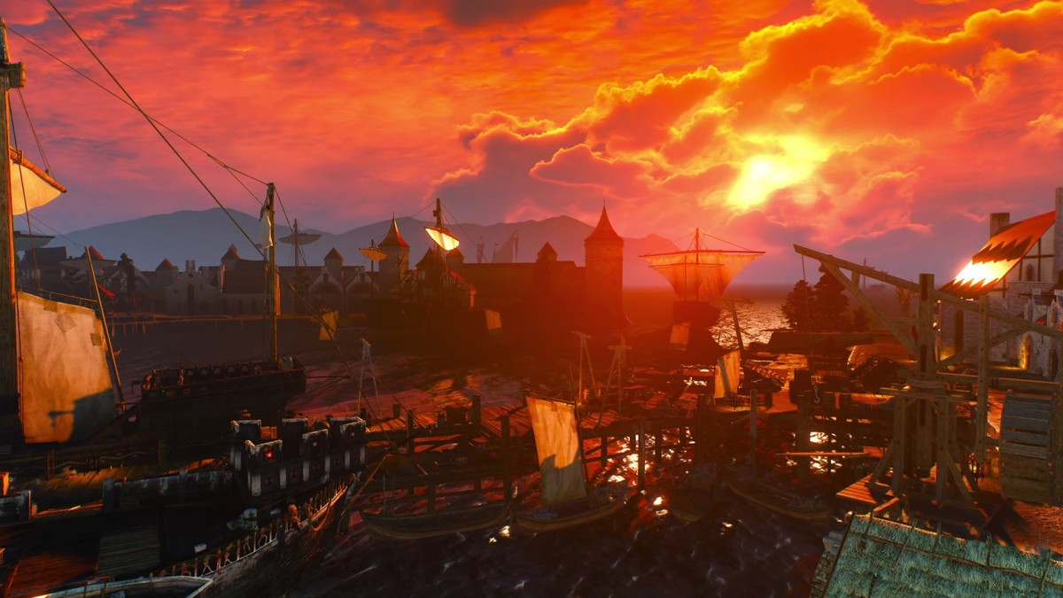 Hearts Of Stone - Abenddämmerung in Novigrad