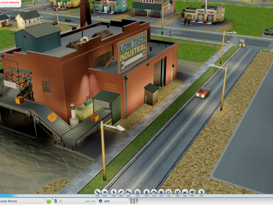 Fabrik – SimCity Closed Beta