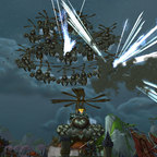 Screenshot vom Serverstart von Mists of Pandaria
