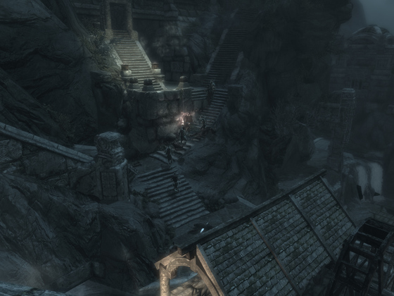 Vampirangriff in Markarth
